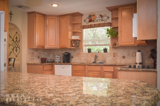 25526 Stone Mill Lane Spring TX 77373 Kitchen Granite