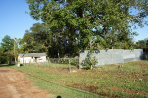 2007 N Washington Ave Cleveland, TX 77327 - Back of Property