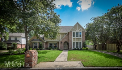 Welcome home to 17906 Vintage Wood Lane in Spring Texas