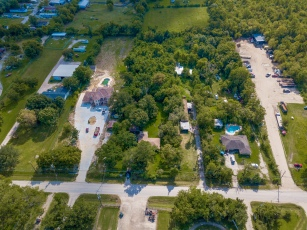 14140 Henry Rd Houston TX 77060- aerial 1